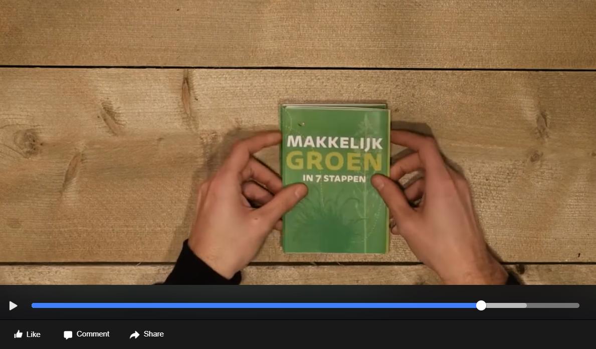 Video makkelijk groen