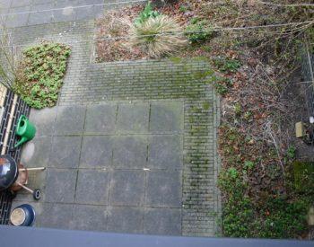 klimaatbestendige tuin oude situatie