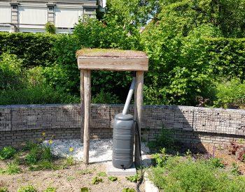 klimaatbestendige maatregelen voorbeeldtuinen groene huis